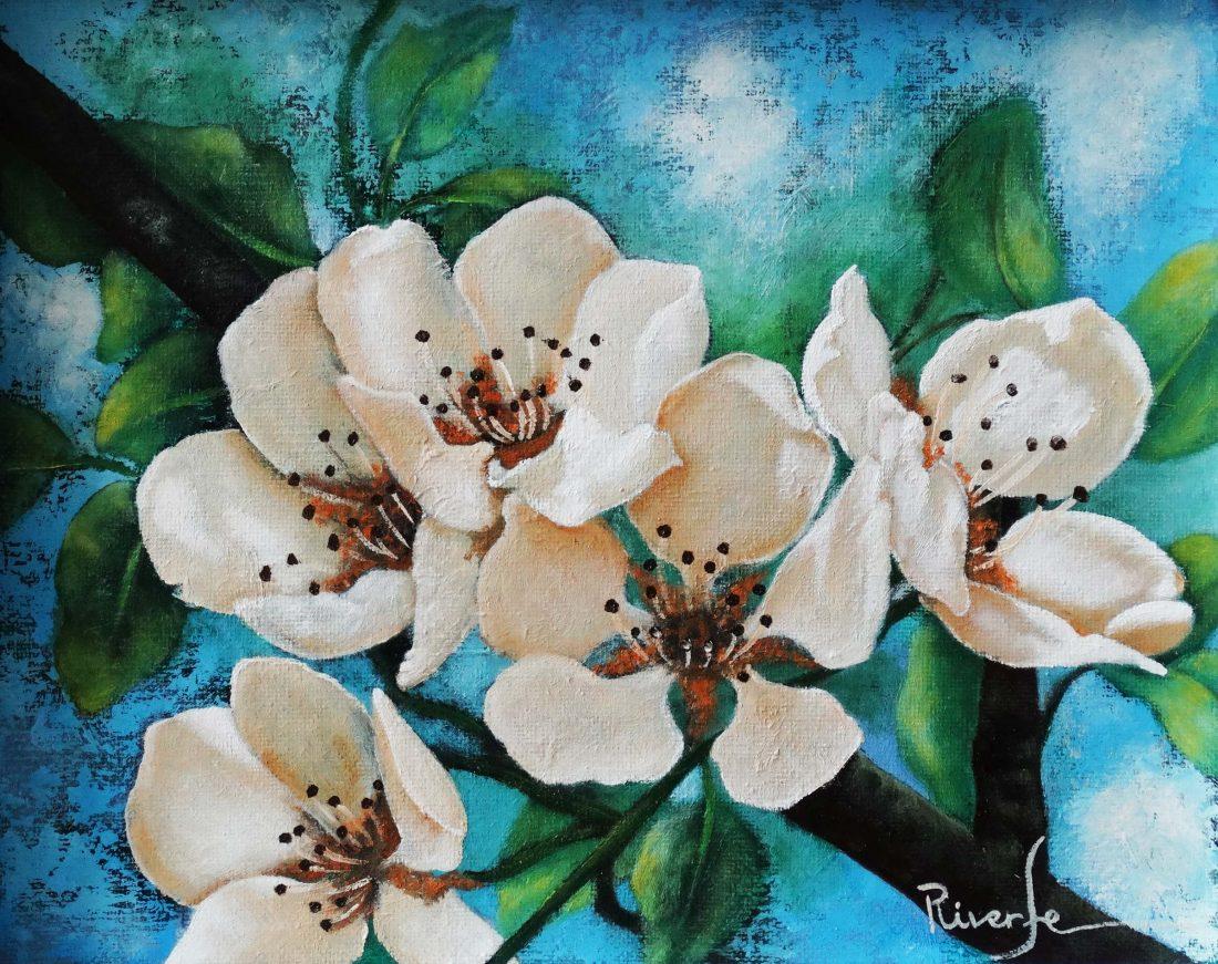 Flor de almendro II